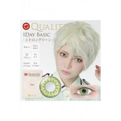 Cosplay Color Lens QUALITE Green japan plush
