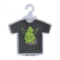Die-cut memo T-shirt Evoli japan plush