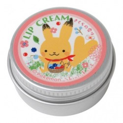 PM Lip Cream H Pokemon little tales japan plush