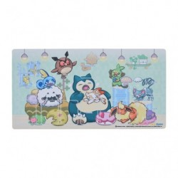 Play Mat Yawning Snorlax japan plush