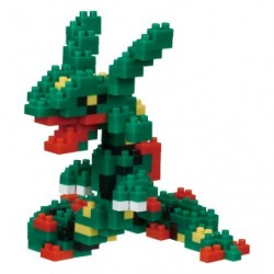 Nanoblock Rayquaza japan plush