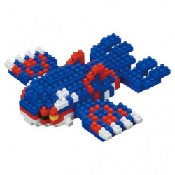 Nanoblock Kyogre japan plush