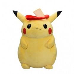 Peluche Pikachu Gigamax Super Size japan plush