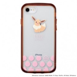 Smartphone Cover Eevee Clear  japan plush