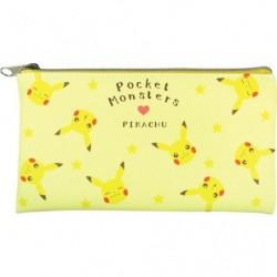 Flat Pocket Pikachu japan plush