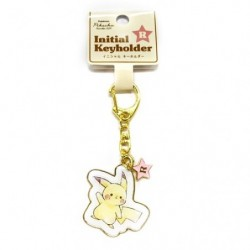 Key Chain Pikachu R japan plush