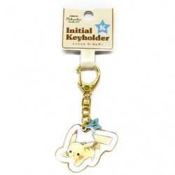 Key Chain Pikachu K japan plush