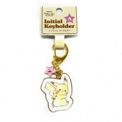 Key Chain Pikachu A japan plush