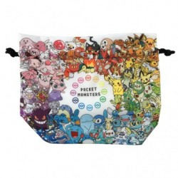Pocket Colorful Pokemon japan plush