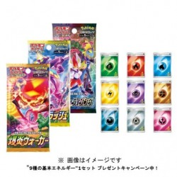 Pokemon Cartes Booster Pack 30 japan plush