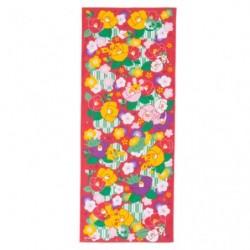 Foulard japan plush