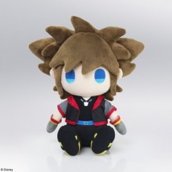 Peluche Sora Kingdom Hearts japan plush