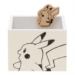 Box Pokemon Sketch Pikachu japan plush