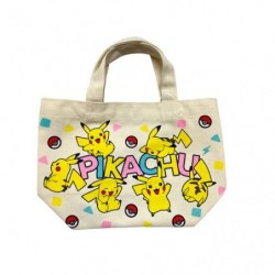 Bag Pikachu Logo japan plush