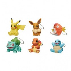 Keychain Wood Pokemon japan plush