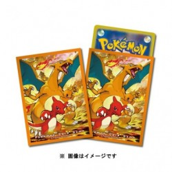 Card Sleeves Charizard Premium japan plush