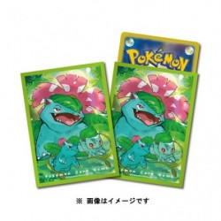 Card Sleeves Venusaur Premium japan plush