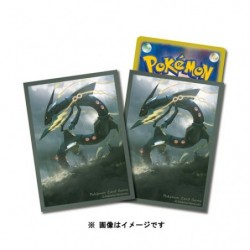 Card Sleeves Rayquaza Premium japan plush