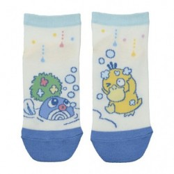 Socks Psyduck Poliwag Rain japan plush