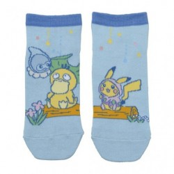 Chaussettes Psyduck Pikachu Pluie japan plush