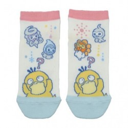 Socks Psyduck Castform Rain japan plush