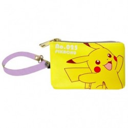 Pass Case Pikachu japan plush