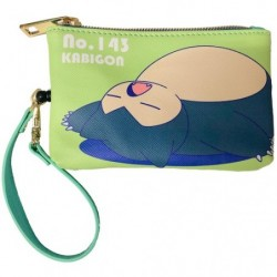 Pass Case Snorlax japan plush