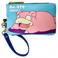 Pass Case Slowpoke japan plush