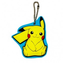 Keychain Pikachu Sitting japan plush