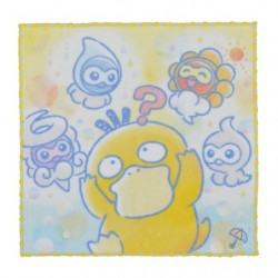 Hand Towel Psyduck Rain japan plush