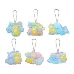 Keychain Psyduck Rain japan plush