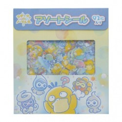 Seal Psyduck Rain japan plush