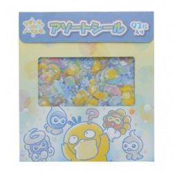 Seal Psyduck Rain japan plush