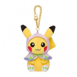 Plush Keychain Pikachu Rain japan plush