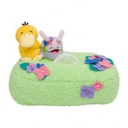 Tissue Box Cover Psyduck Rain japan plush