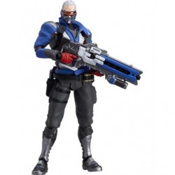 figma Soldier: 76 Overwatch japan plush