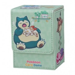 Deck Case Snorlax japan plush