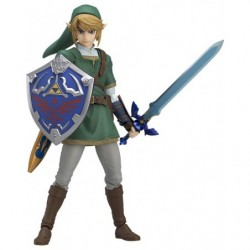figma Link: Twilight Princess ver.(Rerelease) The Legend of Zelda: Twilight Princess japan plush