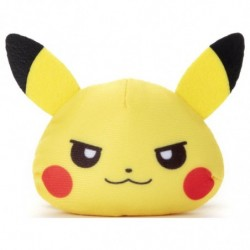 Plush Pikachu Maru Angry japan plush