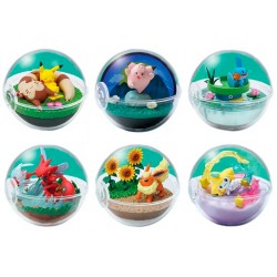 Box Terrarium Collection Pokémon 8