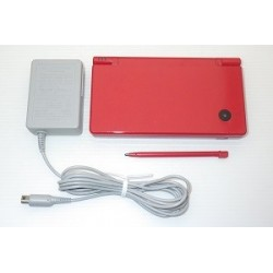 Nintendo DSi Red japan plush