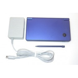 Nintendo DSi Metallic Blue