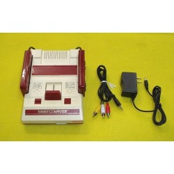 Nintendo Famicom AV Mod A Grade - 5 Items set  japan plush
