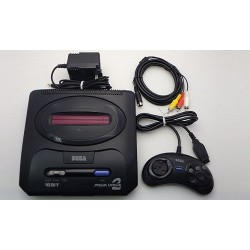 Sega Mega Drive 2 - 4 Items Set