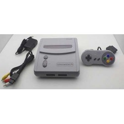 Nintendo Super Famicom Junior  - 4 Items Set