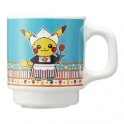 Mug Cup Holland Pikachu japan plush