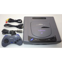 JVC V-Saturn RG-JX1 - 4 Items Set
