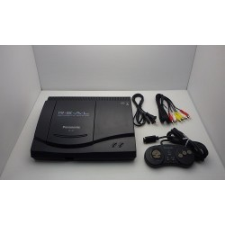 Panasonic 3DO REAL 2 - 4 Items Set