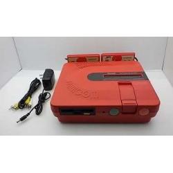 Sharp Twin Famicom Rouge - Set 5 Articles