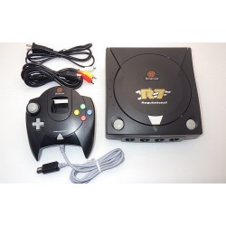 Sega Dreamcast R7 - 4 Items Set